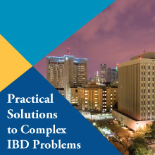 Practical Solutions to Complex IBD Problems