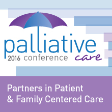 Palliative Care & Clinical Oncology: Partners in Patient & Family Centered Care