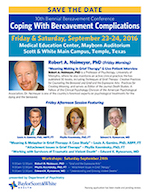10th Biennial Bereavement Conference