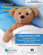 Pediatric Conference